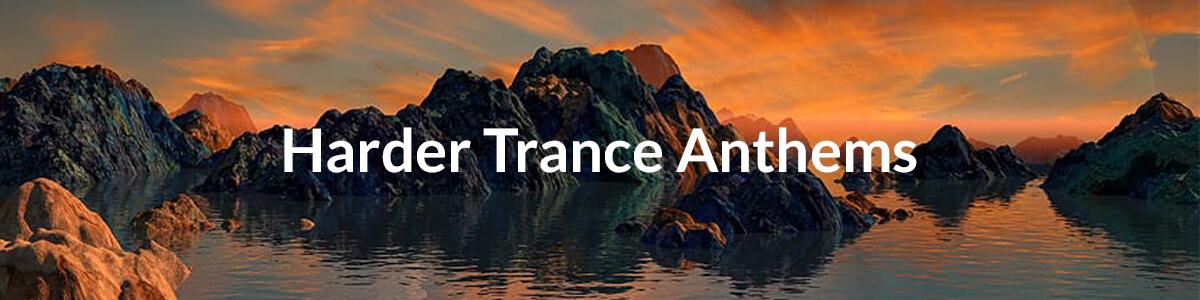 Harder Trance mix added to Mixcloud